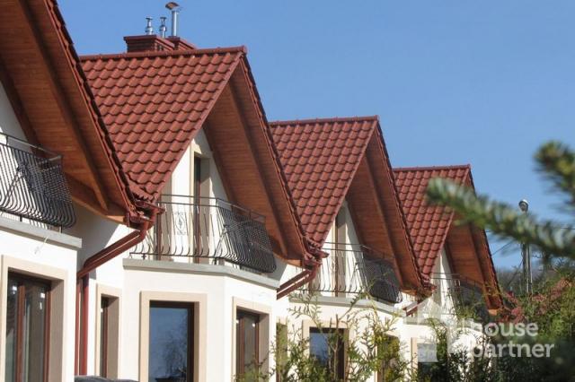 inwestycja domy w zabudowie szeregowej